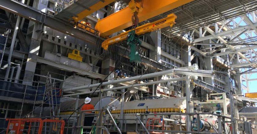 Innovative lifting beam wins award