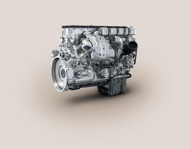 Rolls Royce MTU engines for new Demags