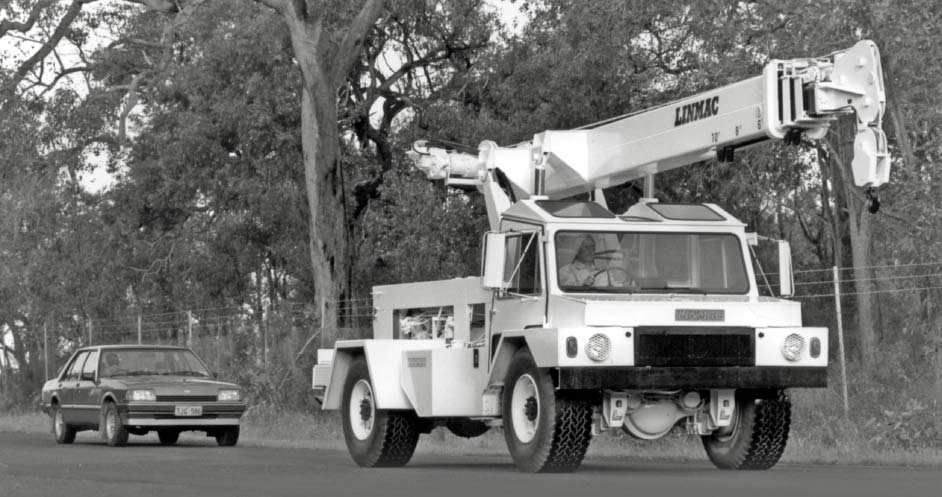 The impact of tyres on pick and carry crane safety