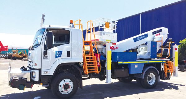 For more than a decade, Australian Crane and Machinery (ACM) has supplied the Australian market with high quality industrial and insulated truck-mounted EWPs – a service backed up by experience.