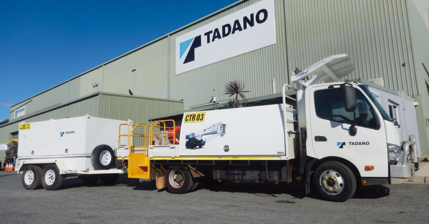 The recent launch of Tadano Oceania's 'One Tadano' strategy is about more than an expanded range of products. According to general manager Anthony Grosser, the centrepiece of 'One Tadano' is the rolling out of an industry-leading service, support and parts network.
