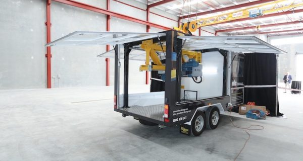 Material handling experts MHE-Demag is revolutionising its business approach in the overhead crane industry with the launch of its new Demag V-type crane.