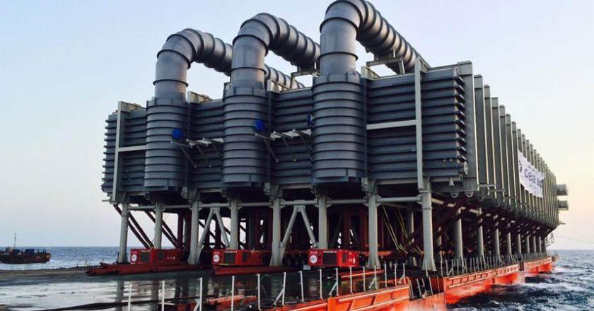 ALE lifts 5134t evaporator