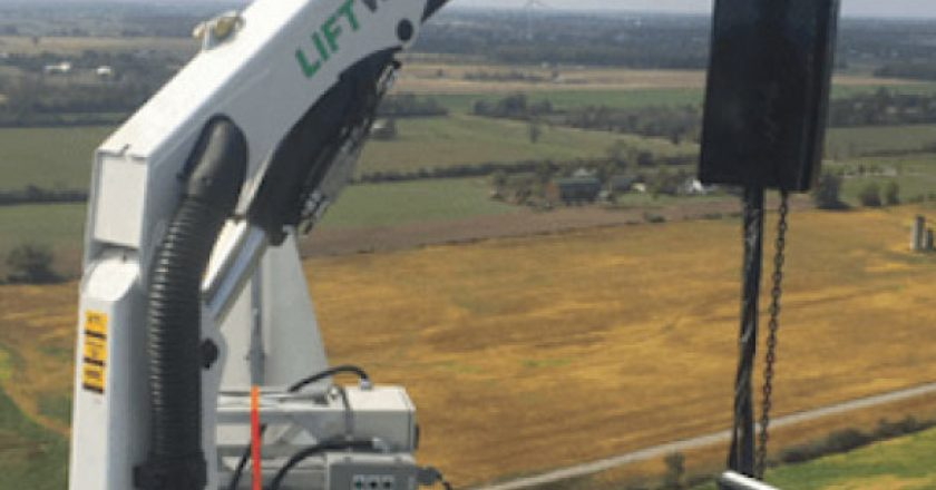 LiftWerx and Siemens Gamesa announce up-tower lifting device