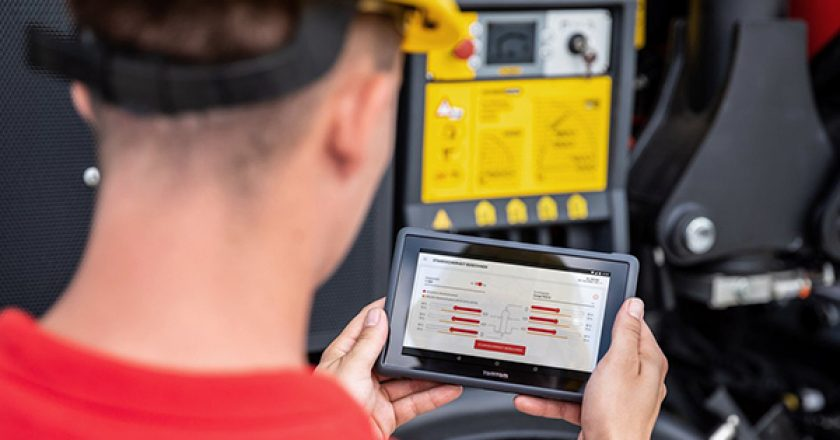 Palfinger has revealed its new telematics platform that aims to provide crane operators a practical app to improve efficiency.
