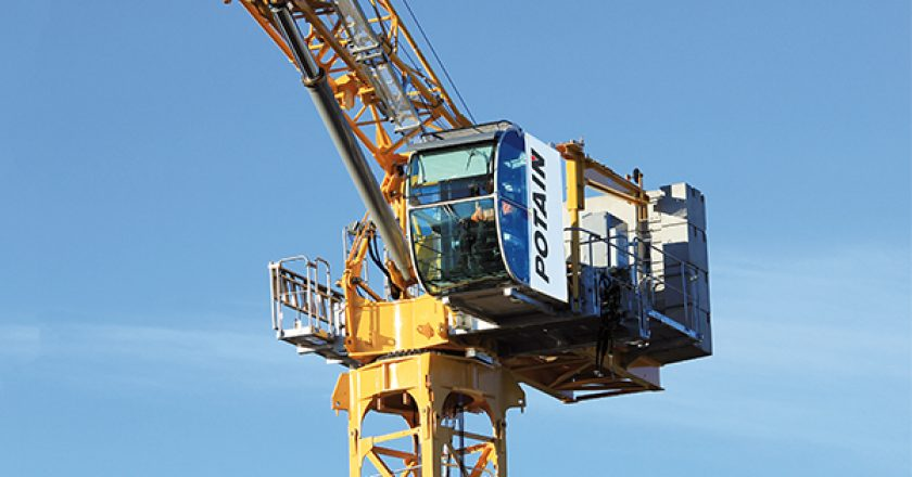 Cranes and Lifting Magazine finds out the details of Manitowoc's new model Potain tower cranes and just how well they've been embraced by the Australian sector.
