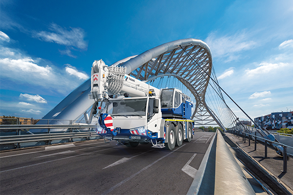 Tadano brings new models to the market - Cranes & Lifting