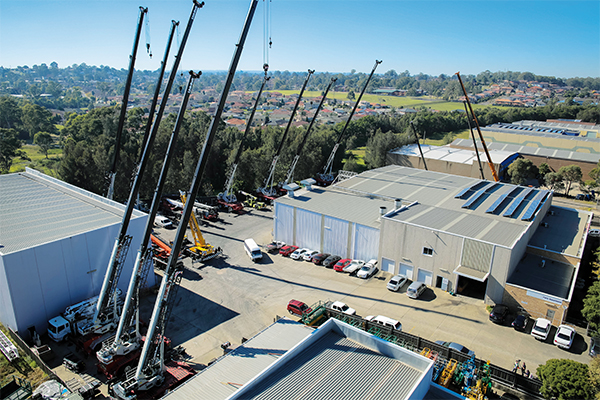 The Baden family name is synonymous with the crane and earthmoving equipment sectors. They've been selling, servicing and repairing machines for over three decades. Cranes and Lifting finds out more from Ben Baden about where the business is at today.