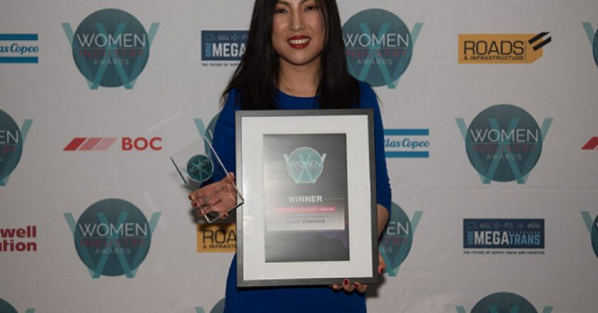 The 2019 Women in Industry Awards celebrated the women who lead, energise and inspire in their respective roles across various sectors including the crane industry.