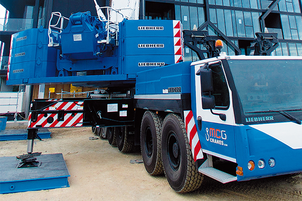 Victorian-based crane contractor MCG Cranes recently took delivery of a refurbished Liebherr LTM 1350-6.1 mobile crane mainly for the construction and deconstruction its fleet of tower cranes.
