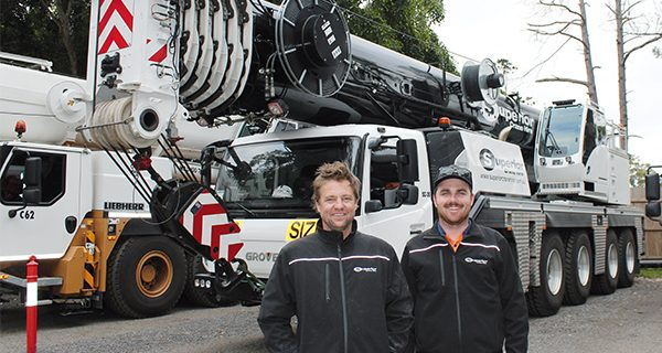 Superior Cranes is a medium sized crane hire business based in Brisbane's suburb of Gumdale, has upped its game with the purchase of the Grove GMK5150L all terrain.