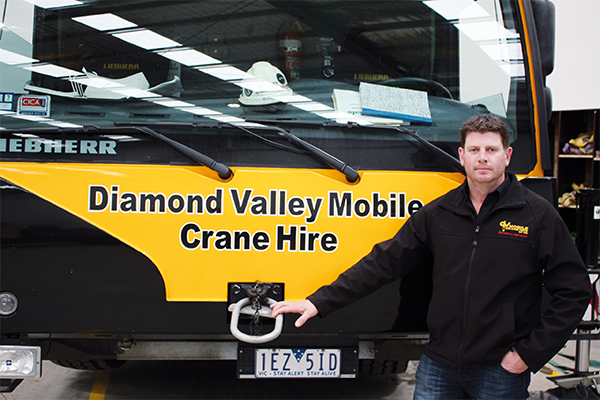 Diamond Valley Mobile Cranes is a family-owned and run business. Its origins date back to 1968 when it started with one man, Martin Kienhuis, and one crane.