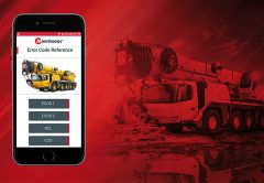 With a new Service Manager and Smartphone App, Manitowoc is ramping up its service and support for Grove and Potain. Cranes and Lifting finds out more.