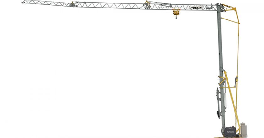 Manitowoc is now taking orders for a new self-erecting crane, with first deliveries expected to be made by early 2020.