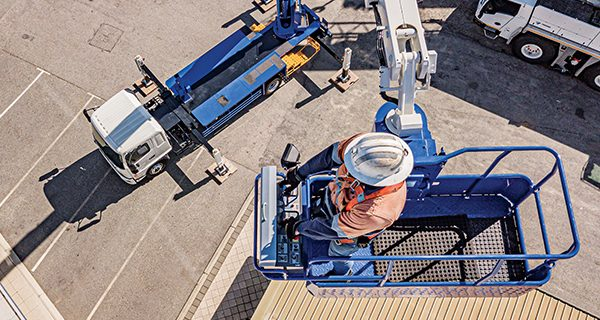 The arrival of the Tadano Aerial Work Platform range in Australia is set to bring new levels of comfort, efficiency and safety to local aerial operators.