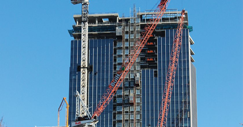 Tower cranes remain a constant presence on the skylines of major cities. Cranes and Lifting examines the real and hidden costs of adopting anti-collision systems