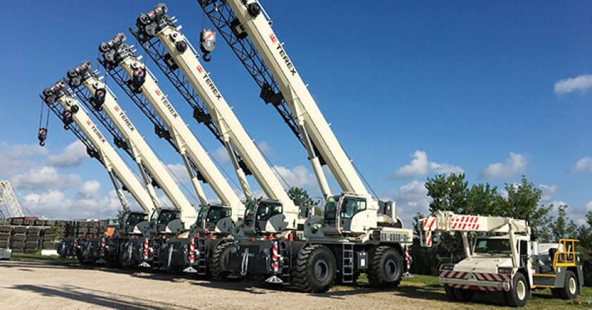 The Franna AT 22 arrived in the US at the end of 2018 and had generated a lot of interest in the North American crane market. This interest has prompted the company to exhibit the articulated pick and carry crane at Conexpo 2020.