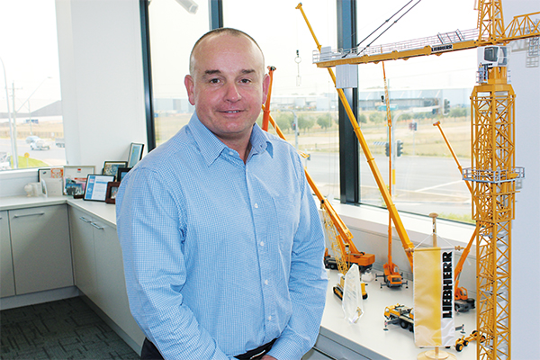 Andrew Esquilant discusses the difficulties of attracting youth to the crane sector and how the challenges can be overcome.