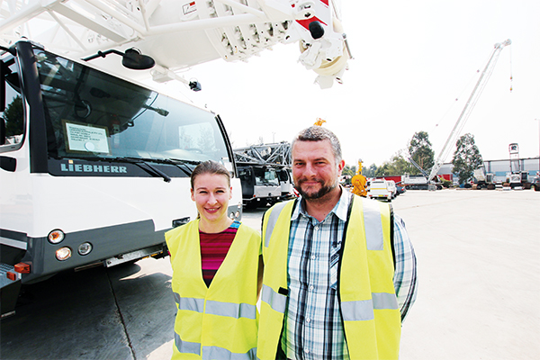 Liebherr continues to make a significant commitment to its customers by offering a range of training courses. Cranes and Lifting spoke to Ben Deurer, technical trainer and Sandra Burger, training coordinator for the Mobile Crane division to find out more.