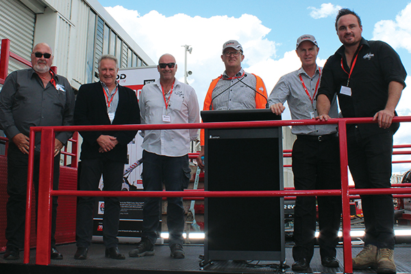 Melrose Cranes recently hosted a safety and awareness open day, designed to highlight the latest developments in safety features and technology for articulated, pick and carry cranes.