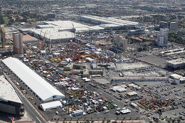 CONEXPO-CON/AGG 2020, the largest trade show in North America for construction, concrete, aggregates, and related industries is just over one month away from opening, with more than 2.5 million square feet of equipment set to be on display in Las Vegas from March 10-14.
