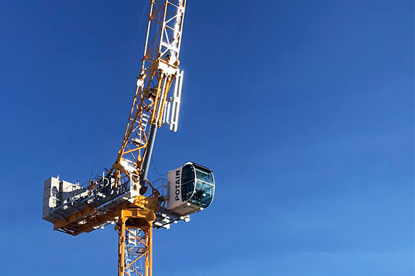 Manitowoc has announced the launch of the MHR 175 tower crane, one of two new machines to debut at the CONEXPO 2020 trade show in Las Vegas, USA.