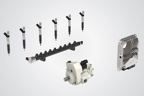 Liebherr Components has entered a strategic partnership with a US manufacturer to produce common rail systems for the on and off highway market.