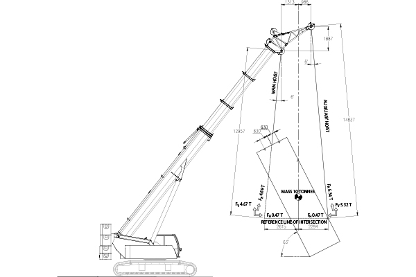 The CICA technical committee has developed a guidance note on single crane multi-hook lifting to address key risks with planning and conducting lifting operations with a single crane and dual hook.