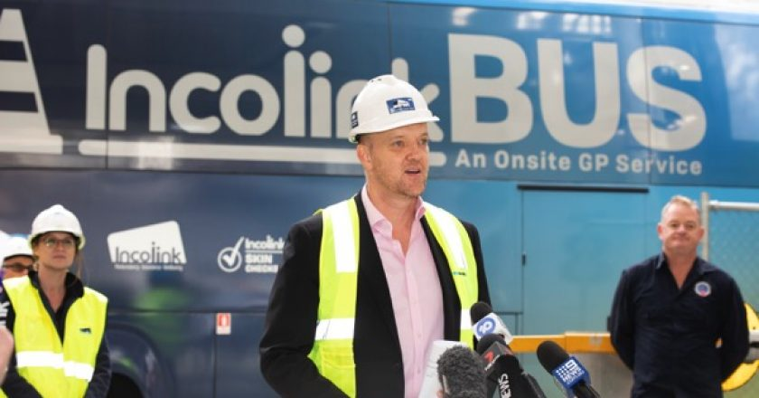 Construction workers will get dedicated mobile testing facilities under a new initiative by Incolink, supported by the Victorian Government, to tackle COVID-19.