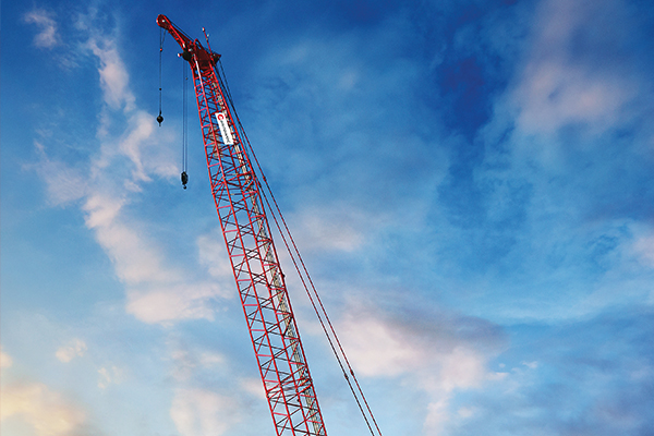 A new Manitowoc crawler crane continues the momentum of its popular predecessor, the MLC100-1, increasing the capacity to 150t and adding a host of new features.