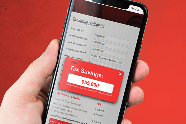 Tidd Ross Todd has released a free online stimulus savings calculator designed to calculate the tax deductions available to eligible Australian businesses.