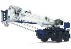 Tadano has released a new line of next generation rough terrain cranes internationally that are designed to increase safety, comfort, performance. With the latest engine technology, it reduces emissions – meeting the latest environmental standards. Cranes and Lifting explains.
