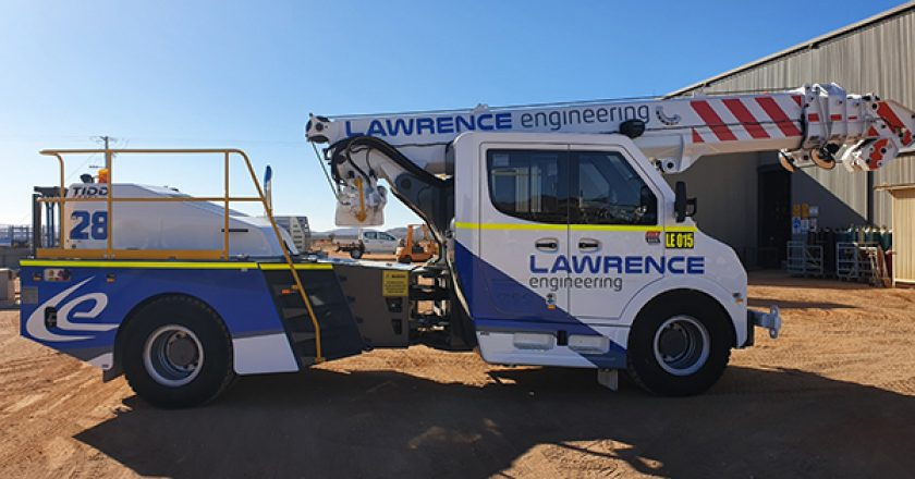 Lawrence Engineering recently chose a TIDD PC28 for working on mining shutdowns and its fabrication business in Broken Hill. Cranes and Lifting explains.