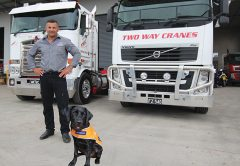 During the CICA New South Wales regional meeting in July last year, an auction of various items raised over $40,000 for Guide Dogs NSW/ACT.