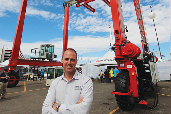 It has taken the local market a while to grasp the benefits of the Shuttlelift range of mobile gantry cranes, but according to distributor Pace Cranes, that's about to change.