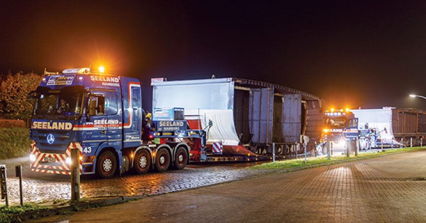 Leading German heavy lifting and haulage specialist recognised the impact paper-based administration was having on the business and streamlined processes by implementing the E.P.O.S. modular software system. Cranes and Lifting explains.