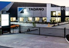A sophisticated parts and service hub will support Tadano Oceania customers and grow business in Australia and New Zealand.