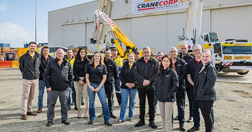 Cranecorp Australia achieved one of its most impressive coups earlier this year when it signed a multi-million dollar buy-in deal with specialist private equity investor Viburnum Funds.
