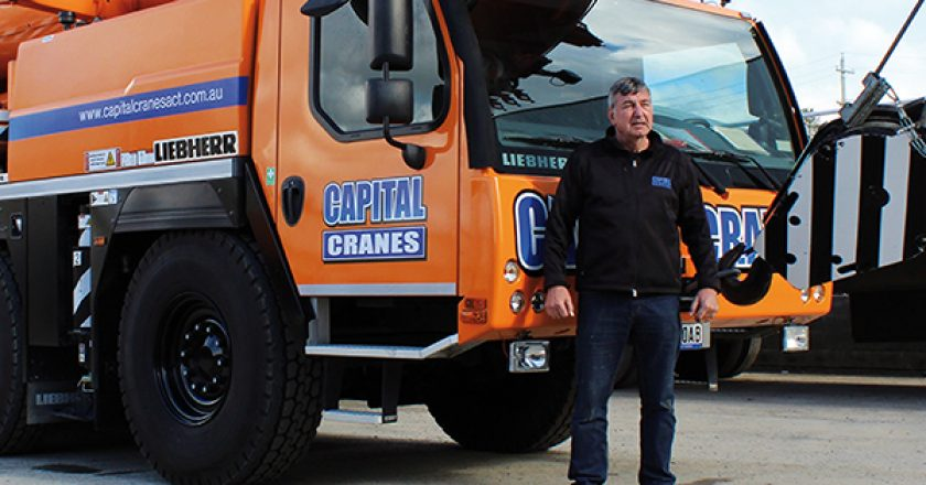 Digger Misner, managing director and owner of Capital Cranes, has been involved in the crane industry for almost 30 years. With customer relationships, service and safety as his major priorities, his guidance has seen the business become a major force in the nation's capital.