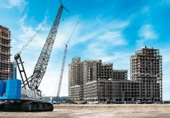 Following the successful launch of the SCX1000A-3 (100t), SCX1500A-3 (150t) and SCX2800A-3 (275t) crawler cranes, Tutt Bryant Equipment recently announced the release of the next significant SCX-3 model – the SCX1800A-3 175t class crawler crane.