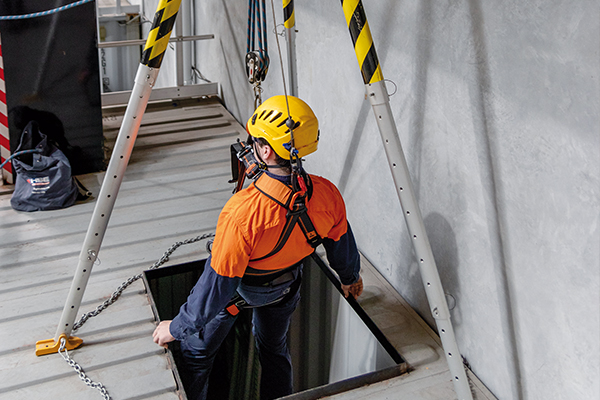 This is the first in a series of articles written by the Working at Height Association of Australia (WAHA), the peak industry body providing information and support for businesses needing to address working at height issues.