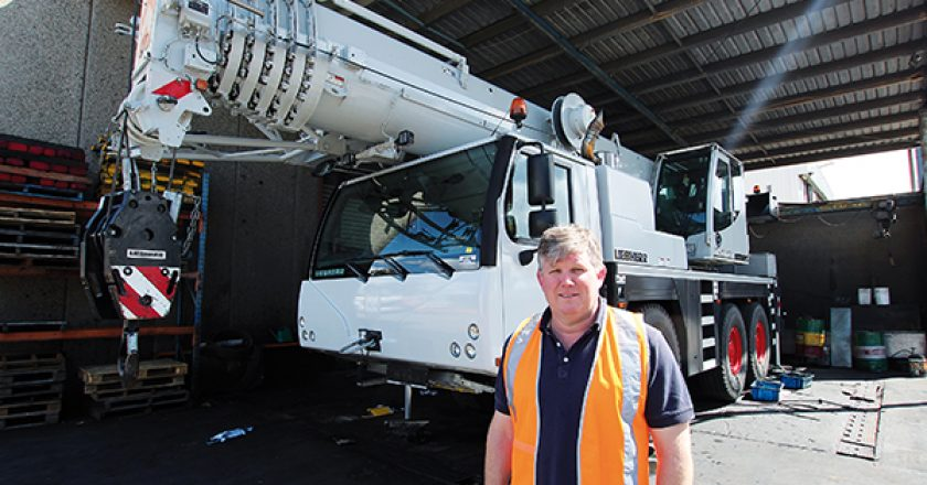 Bringing high-quality, used cranes from around the world is a service The Baden Davis Crane Connection specialises in. Utilising their years of experience, the Crane Connection team has delivered hundreds of cranes to happy customers.