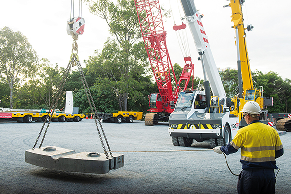 TRT recently announced the appointment of experienced equipment and crane distributor Ronco Group, as its new TIDD dealer for Western Australia.