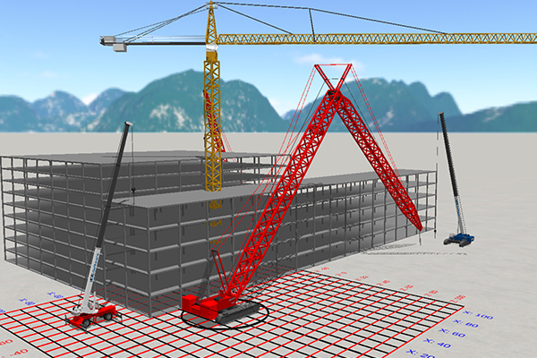 3D lift planning made simple - Cranes & Lifting