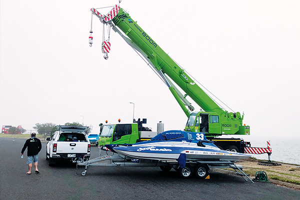 Tadano's GT600EL offers performance at a reasonable price - Cranes